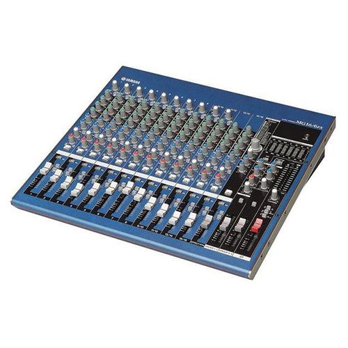 table de mixage yamaha mg16