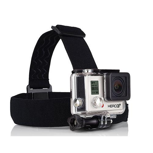 Bandeau frontal pour caméra GoPro