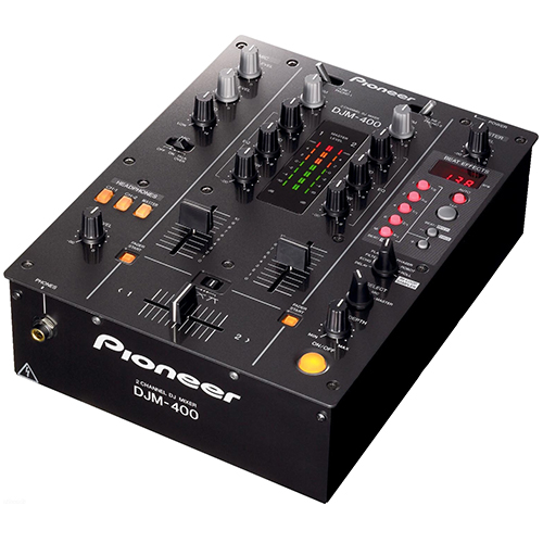 Table de mixage Pioneer DJM400