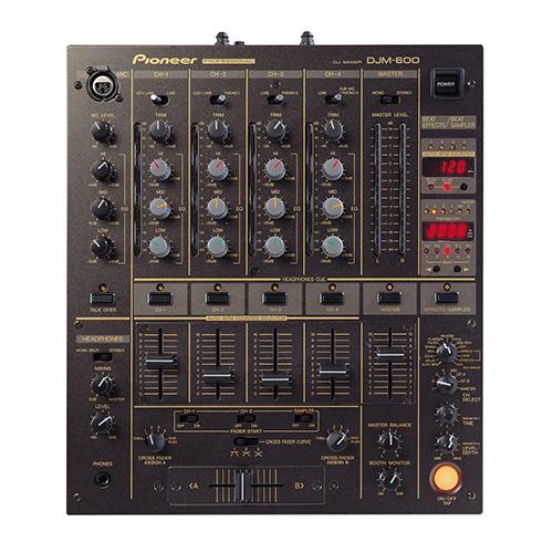 Table de mixage Pioneer DJM600