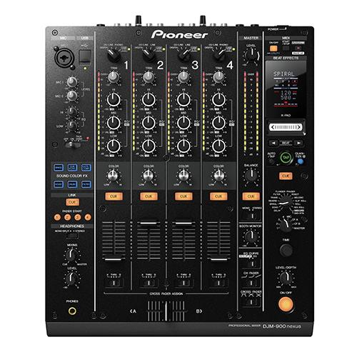 Table de mixage Pioneer DJM800