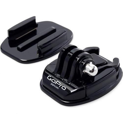 Fixation adhésive pour caméra GoPro