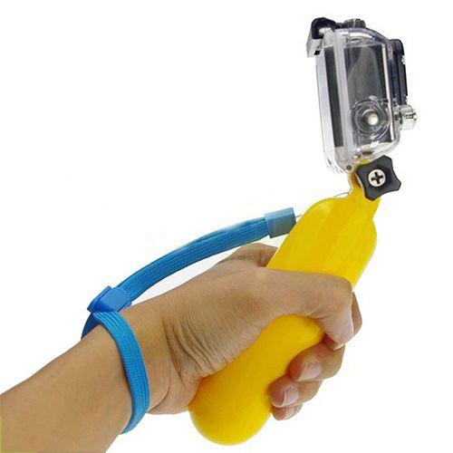 Poignée flottante pour caméra GoPro