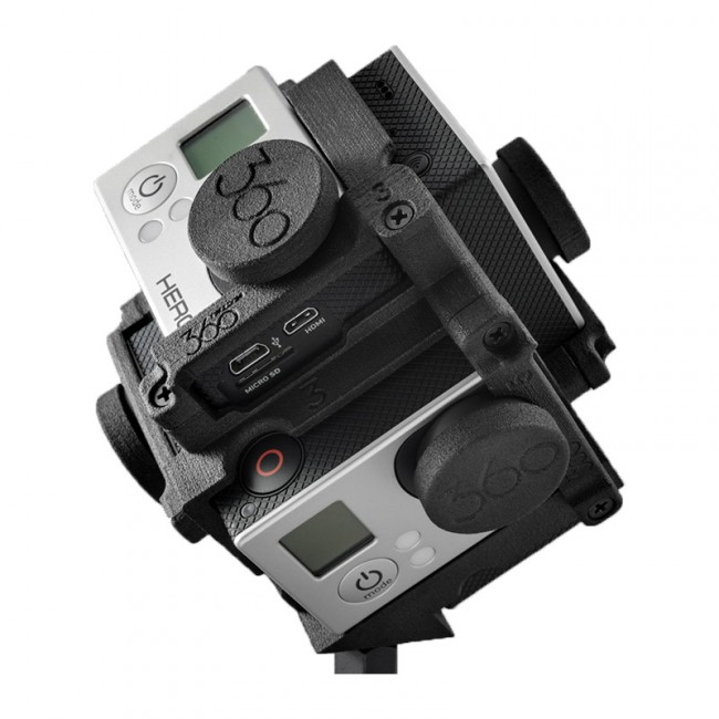 Rig Freedom 360 pour caméra GoPro