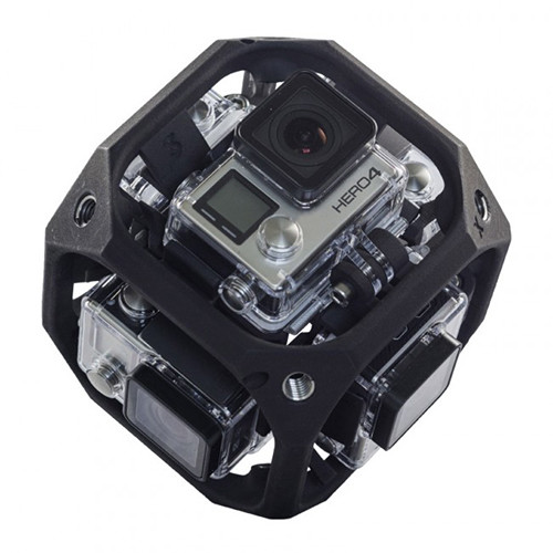Rig Freedom 360 Explorer Plus pour caméra GoPro