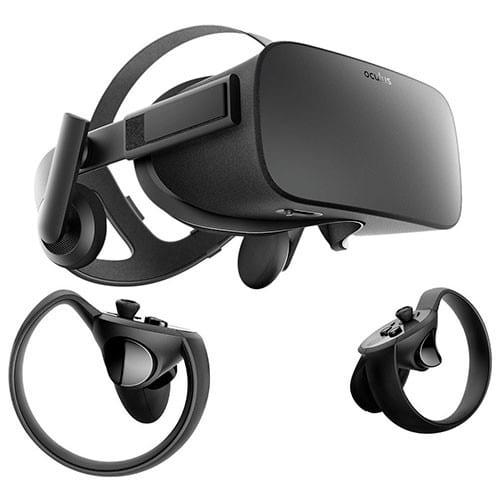 Location Oculus Rift