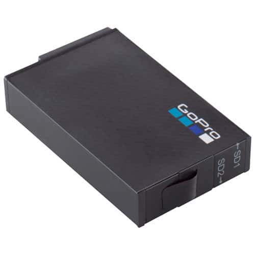 Location d'une batterie pour GoPro Fusion